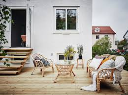 scandinavian outdoor furniture. 16 Imposing Scandinavian Patio Designs Youll Fall In Love With Outdoor Furniture