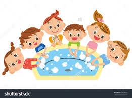 kids hand washing clipart clipartfest clip art library