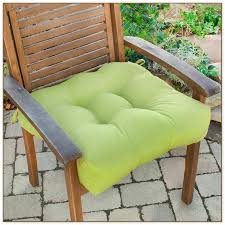 X 20 Outdoor Seat Cushions