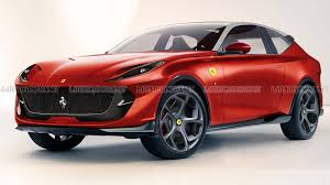 Ferrari 488 spider red and black interior ferrari stitching seats. Ferrari Purosangue The Italian Suv Ready Latest Car News