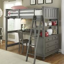 kids loft bed with desk. Save To Idea Board Kids Loft Bed With Desk