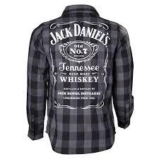 jack daniel s worker shirt black grey checd long sleeves original big