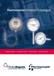 Rototherm Chart Recorder Malaysia British Rototherm Thermometer Product Catalogue By Jonathan