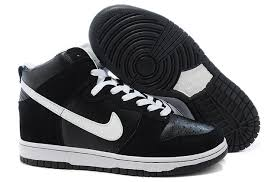 nike shoes white and black high top. black white nike high tops shoes and top