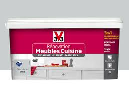 Peinture Rénovation Meubles De Cuisine V33 Fleur De Sel 2l