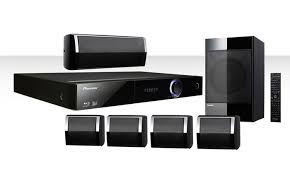 pioneer 5 1 home theater system. pioneer blu-ray 5.1 home-theater system with ipod cradle (htz-bd32 5 1 home theater