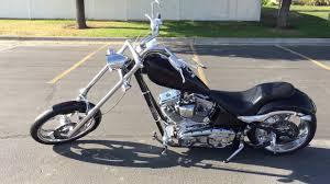FOR SALE 2006 BIG DOG K9 K-9 CUSTOM SOFTAIL CHOPPER MOTORCYCLE BLACK! HARLEY  DAVIDSON! $15,987!