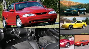 1998 Ford Mustang Cobra - news, reviews, msrp, ratings with ...