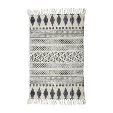 aztec block print rug hd aw16 ad0220 60x90 psh