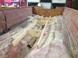structural repair fishing boat