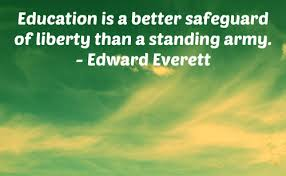 Education Quote Cool 48 Wonderful Education Quotes That Extol The Value Of Education