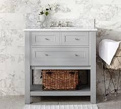 bathroom sink vanities. classic single sink console - gray bathroom vanities c