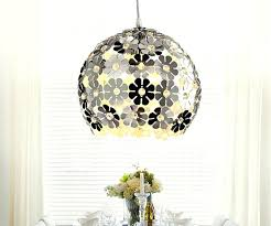 full size of paper flower chandelier diy wedding ideas silver crystal light fixture aluminum decorating winsome