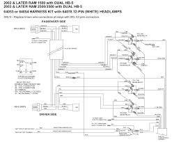 western snowplow headlight wiring diagram schematics and and for snow plow