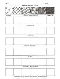 19 best art lesson worksheets images on Pinterest | Art handouts ...