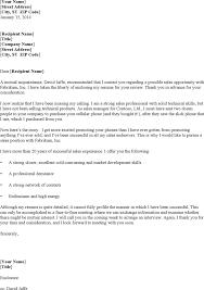 resume cover letter for sales representative cover letter for sales rep