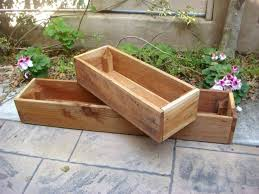 garden ideas and patio wood planter boxes for indoor or outdoor house design box with trellis