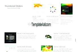 Portrayal Free Online Art Gallery Website Template Picture
