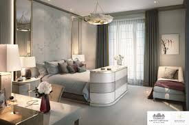 Modern Luxury Bedroom Interior Design Moscow Luxury Interior Design Master Bedroom