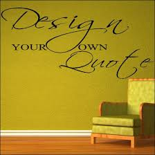 name text wall decals create your own