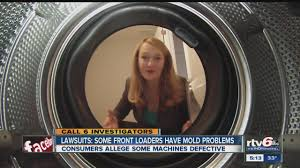 Cleaning Front Load Washing Machine Lawsuits Many Front Load Washing Machines Contain Hidden Mold