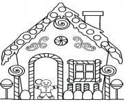 Check out our house coloring pages selection for the very best in unique or custom, handmade pieces from our digital shops. Gingerbread House Coloring Pages To Print Gingerbread House Printable