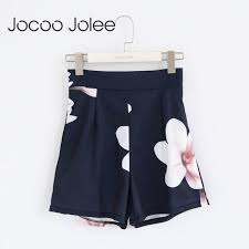 Online Shop Jocoo Jolee Fashion <b>Summer Sexy</b> Shorts Women ...