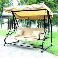 outdoor porch bed swing outdoor swing bed swing bed with canopy hammock arm curtain rod outdoor