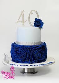 Milestone Or Decade Birthday Cakes Gallery Bring Out The Cake Berwick