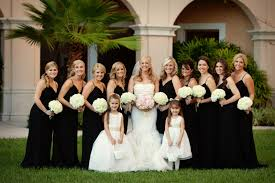 elegant black and white wedding elegant black white blush wedding every last detail
