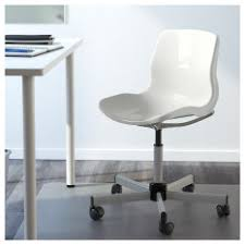 ikea swivel office chair. Ikea 590.462.61 Snille Swivel Chair (White) - Plastic Office / Computer