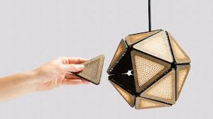 Design Your Own Lamps With Smartbunch Led Triangles