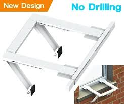 air conditioner support bracket ac window no drilling Air Conditioner Support Bracket Ac Window