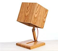 wood table lamps box shape wood table lamp with wooden arm wooden table lamps wood table lamps