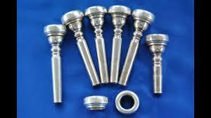 Bob Reeves Es M C V C2j P6 Trumpet Mouthpieces