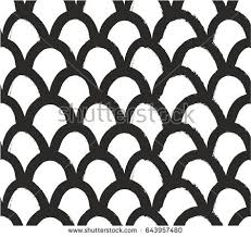 Snake Scale Pattern