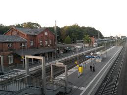 Tostedt railway station