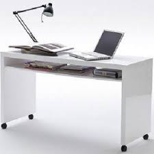 office table with wheels. mike computer desk in high gloss finish with wheels and office table l