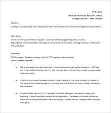 Experienced Java Developer Resume Resume Sample
