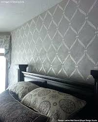 bedroom stencils wall stencil ideas for dreamy feminine romantic bedroom decor royal design studio bedroom stencils bedroom stencils wall
