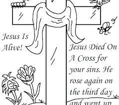 Interesting Religion Coloring Pages Printable Religious Coloring