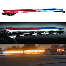 Federal Light Bar Parts Federal Signal Allegiant Light Bar Or Inch Model Dual Color