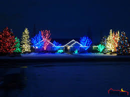 Red White And Blue Christmas Lights Moon Light Holiday Lighting Red Green Warm White Blue