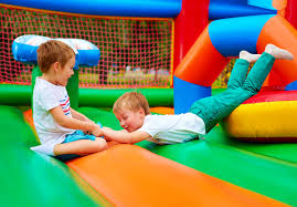 pas are often at a loss about which games to have their kids play inside a bouncy house if you are worried where your kids can enjoy their free time