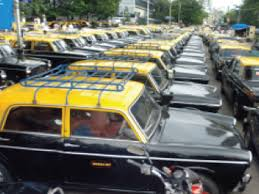 Mumbai Taxi Fare Chart 2017 Taxi And Auto Fares May Go Up By Rs 2 In Mumbai Mumbai