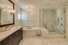 cleaning tile floors with vinegar with traditional bathroom and award winning builder crystal chandelier double sink