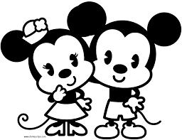 Disney Cuties Cerca Con Google Decòr Disegni Disney Topolino