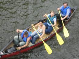 Kajak, kanu, kanadier, schlauchboot Paddelboot Paddel