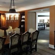 oklahoma city pub tables and dining room rustic with dark wood