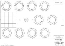 30 X 50 Tent Layout 4 Seating In 2019 Wedding Table